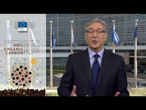 A message by European Commissioner for Environment, Maritime Affairs and Fisheries, Karmenu Vella