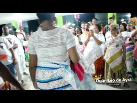 Festa de Oyá do Babalorisá Marcos Vinícius - Run de Oxumare
