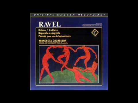 Maurice Ravel - Bolero; Pavane; Rapsodie Espagnole; La Valse (1975)