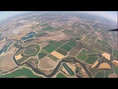 Palo Alto, CA to Columbia, CA (stabilized)
