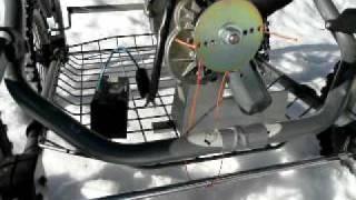 Självvaggande barnvagn 2011-02-12