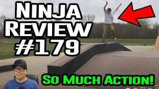 Ninja Review #179: Action Packed Diversity (Plus Dramatic Nothingness)