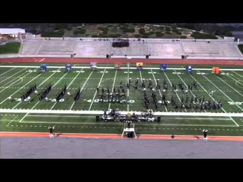 Eastwood High School Marching band 2015