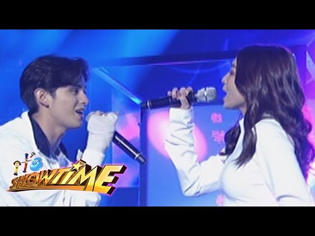 It's Showtime: James Reid and Nadine Lustre sing IL2LU