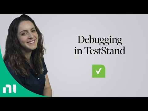 Debugging With TestStand