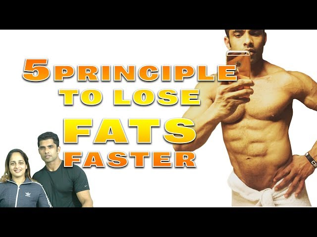 5 Principle To Lose Fats Faster || Bodyprocoach || Praveen Nair