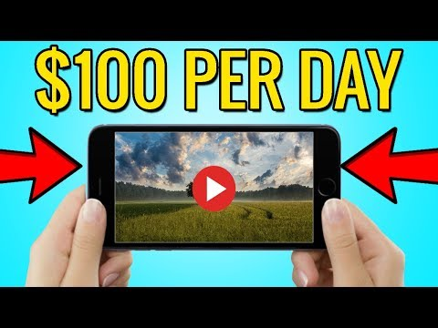 Earn Upto $100 PER DAY Watching Videos - Make Money Online