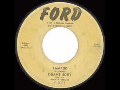 Duane Eddy   Ramrod ORIGINAL VERSION 1957