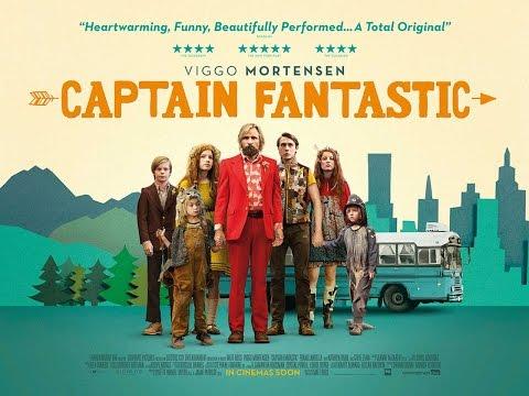 Captain Fantastic con Viggo Mortensen - Trailer Italiano Ufficiale