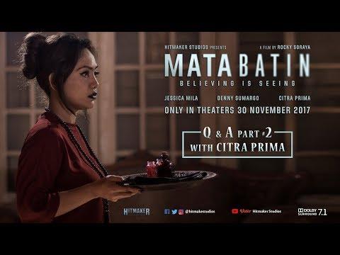 Q&A MATA BATIN Citra Prima Part 1