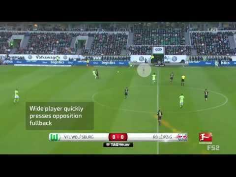 RB Leipzig - Pressing