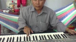 đàn cổ organ đoãn khúc lam giang