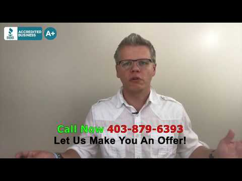 We Buy Houses in Calgary - CALL 403-879-6393 - Sell House Fast in Calgary