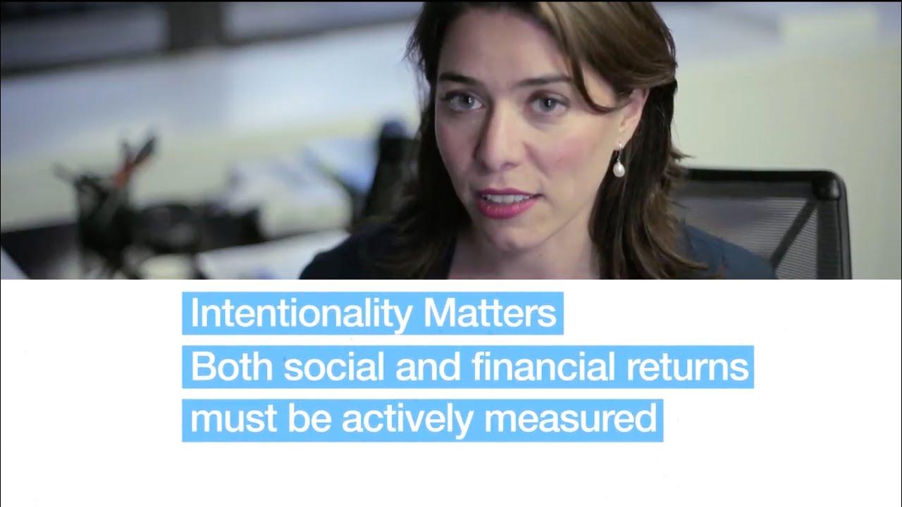 Mainstreaming Impact Investing