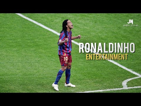 Ronaldinho - Football's Greatest...