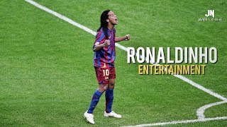 Ronaldinho - Football\'s Greatest Entertainment