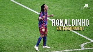 Ronaldinho - Football's Greatest Entertainment