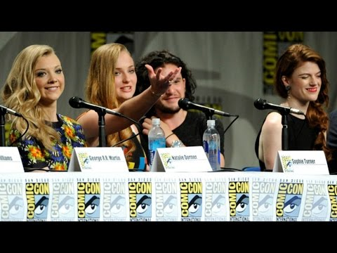 Game of Thrones | Comic Con 2014 [Full Panel]