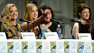 Game of Thrones | Comic Con 2014 [Full Panel]