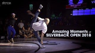 Najlepsze momenty na Silverback Open 2018
