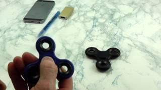 ОБЗОР: Пластиковый Спиннер Fidget Spinner