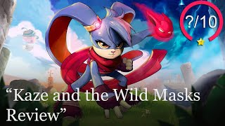 Kaze and the Wild Masks Review [PS4, Switch, Xbox One, Stadia, & PC] (Video Game Video Review)