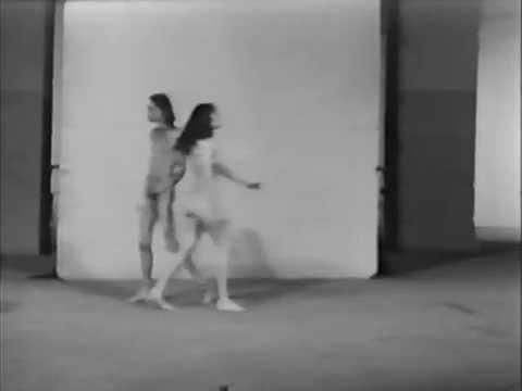 Marina Abramovic and Ulay -  Relation Work 1979 (Full Movie)