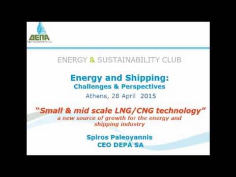 """Small & mid scale LNG/CNG technology"""
