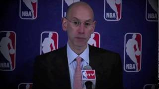 The 2011 NBA Lockout Promo