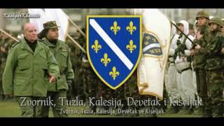 Boşnak Savaş Şarkısı - Bosnian War Song  :