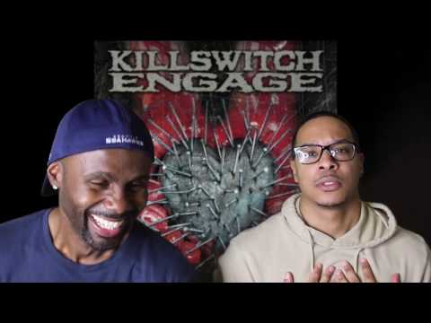 Killswitch Engage- The End Of Heartache (REACTION!!!)