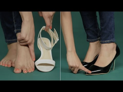 Tips To Remember Before You Buy Shoes - Footwear Hacks For Girls - Glamrs
