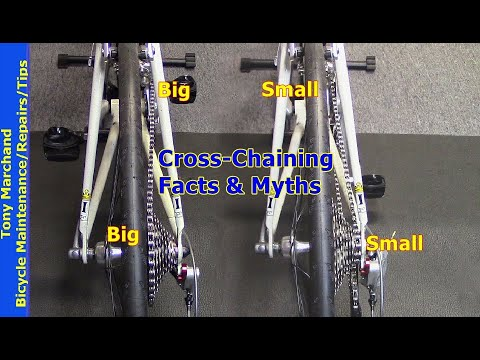 Bicycle Cross Chaining: Facts and Myths thumbnail