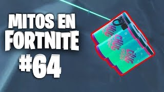 Can the Saluble Splash Save You from a Fall?- Fortnite Myths - Episode 64