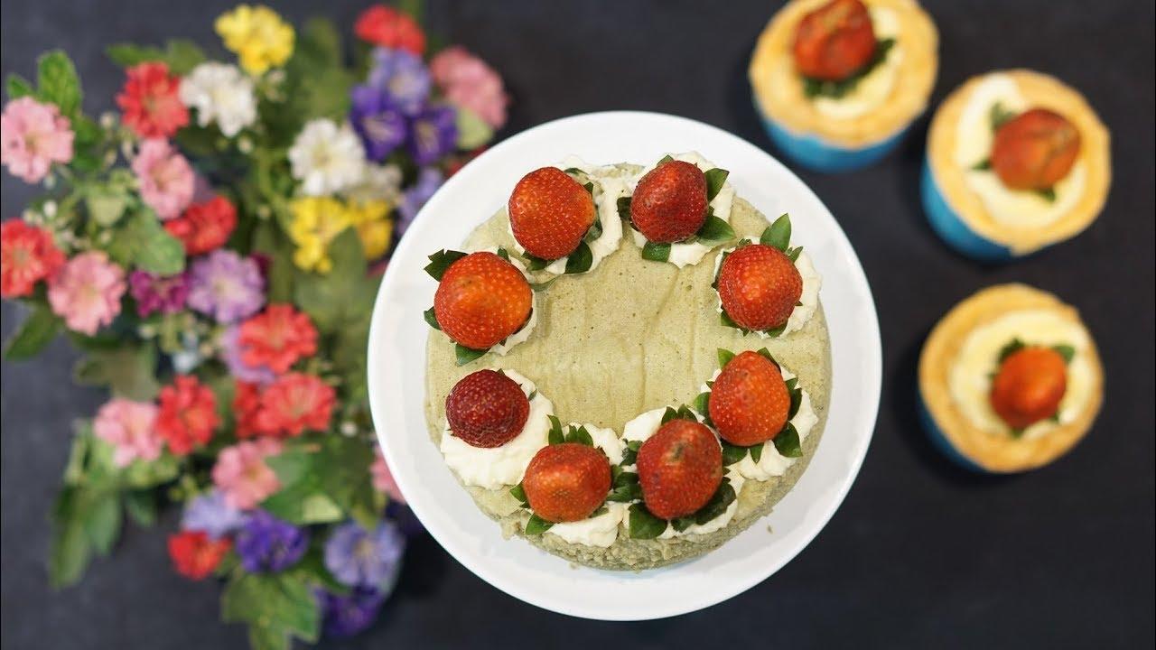 Hướng dẫn làm bánh ăn kiêng Das / Các công thức làm bánh Low carb ngon nhất | Cách làm bánh DAS