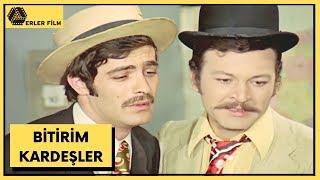 Bitirim Kardeşler  Kadir İnanır, Kartal Tibet  Türk Filmi  Full HD