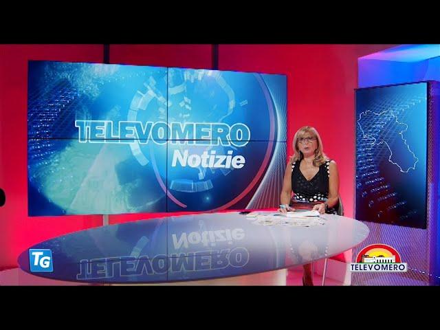 TELEVOMERO NOTIZIE 16 SETTEMBRE 2021 EDIZIONE delle 13 30