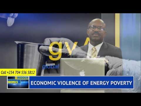 ECONOMIC VIOLENCE OF ENERGY - Magnus Kpakol's Hidden Economics