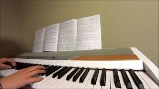 KOKIA dear armstrong ピアノ弾き語りcover