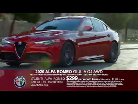 valenti alfa romeo june sales event hartford ct youtube youtube