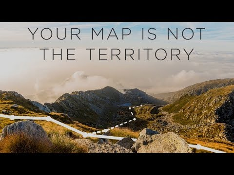 Your Map Is Not The Territory | Greg Boyd