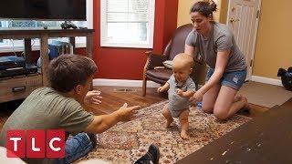 Jackson's First Steps | Little People, Big World