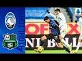 Atalanta 5-1 Sassuolo | La Dea Score FIVE With Two Goals From Zapata | Serie A TIM
