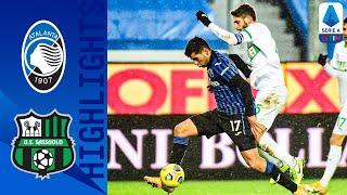 Atalanta 5 - 1 Sassuolo | La Dea Scores 5, Two Goals From Zapata | Serie A TIM