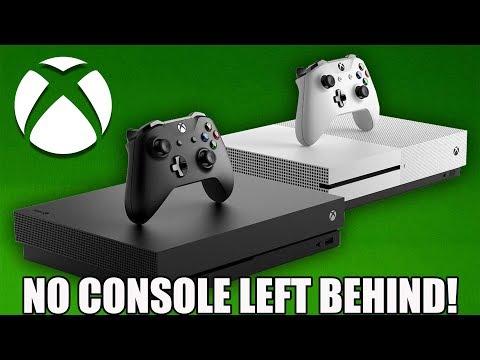 Microsoft: Xbox Scarlett Won't Make Xbox One And Xbox One X Irrelevant