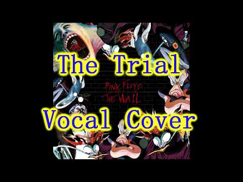 Vocal Cover | Pink Floyd | The Trial