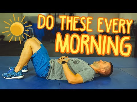 5 Movements To Do EVERY Morning! 🌞