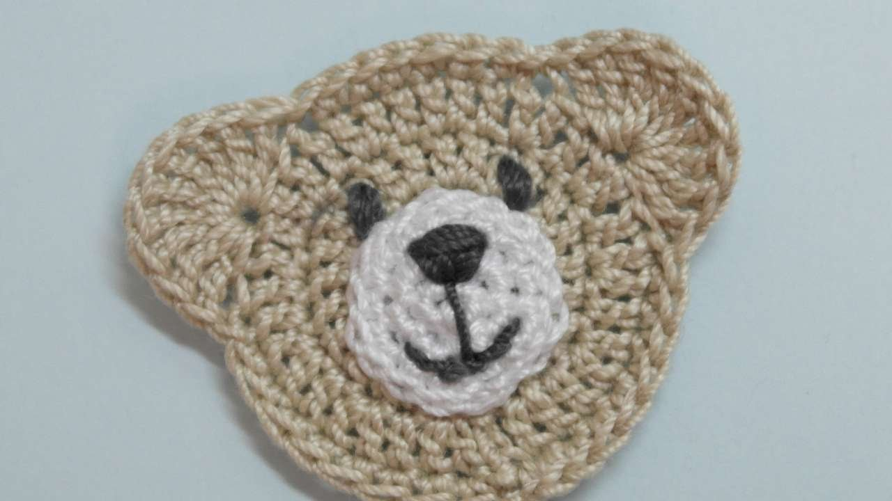 030af92e0 How To Make A Cute Crocheted Teddy Bear Application - DIY Crafts ...