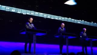 Kraftwerk.Kometenmelodie 1. Amsterdam Paradiso 2015