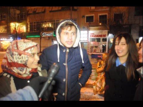 kışın etek giyen kızlar hakkında ne düşünüyoruz sokak röportajı